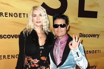 Corey Feldman Los Angeles Special Screening Of Discovery's 'Serengeti'
