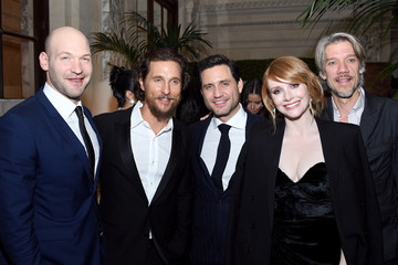 Corey Stoll TWC-Dimension Hosts the World Premiere of 'Gold' - After Party