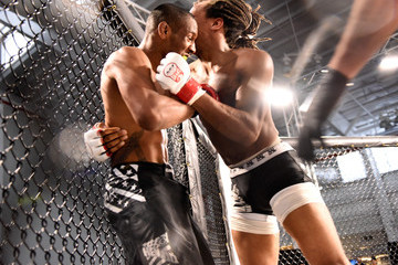 Corey Wilson Fighters Source, An International Amateur MMA League New York City MMA Fights During The MMA World Expo