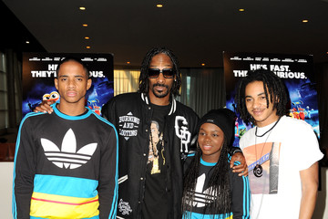 Cori Broadus 'Turbo' Special Screening in LA