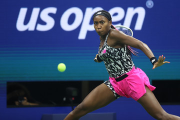 Cori Gauff European Best Pictures Of The Day - September 02