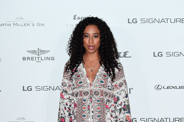 Corinne Bailey Rae Esquire Townhouse With Dior - Arrivals
