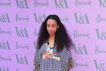Corinne Bailey Rae V&A Summer Party - Arrivals