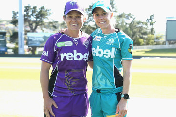 Corinne Hall WBBL - Heat v Hurricanes