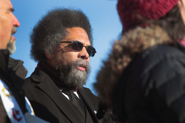 Cornel West Protests Continue at Standing Rock Sioux Reservation Over the Dakota Pipeline Access Project