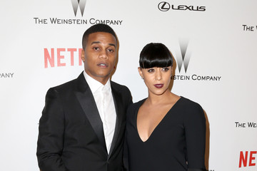 Cory Hardrict Weinstein Company and Netflix Golden Globes Party