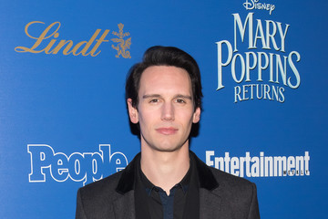 Cory Michael Smith The Cinema Society's Screening Of 'Mary Poppins Returns' Co-Hosted By Lindt Chocolate