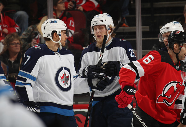 Winnipeg Jets Vs. New Jersey Devils