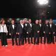 Costa-Gavras 'Adults In The Room' Red Carpet Arrivals - The 76th Venice Film Festival