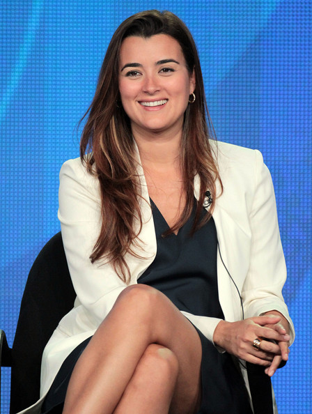this photo cote de pablo actress cote de pablo of the television show