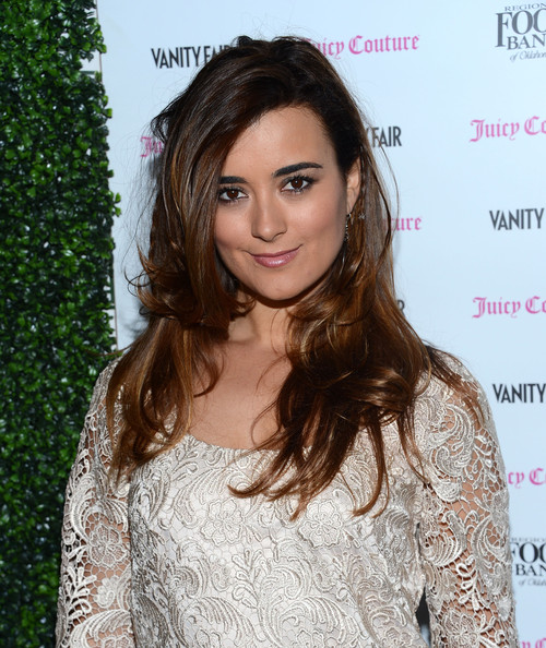 Cote de Pablo Cote de Pablo attends the Vanity Fair And Juicy Couture