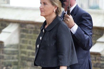 Countess of Wessex Funeral Of The Countess Mountbatten Of Burma
