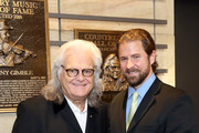 Ricky Skaggs (L) and Don Murry Grubbs attend the 2018 Country Music Hall of Fame and Museum Medallion Ceremony honoring inductees Johnny Gimble, Ricky Skaggs and Dottie West at Country Music Hall of Fame and Museum on October 21, 2018 in Nashville, Tennessee.