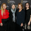 """Courteney Monroe Special Screening Of National Geographic's Oscar-Nominated Documentary """"The Cave"""" With Film Subject Dr. Amani Ballour"""