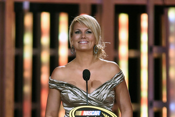 Courtney Hansen 2014 NASCAR Sprint Cup Series Awards - Show