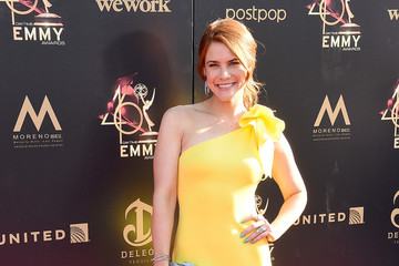 Courtney Hope 46th Annual Daytime Creative Arts Emmy Awards - Arrivals