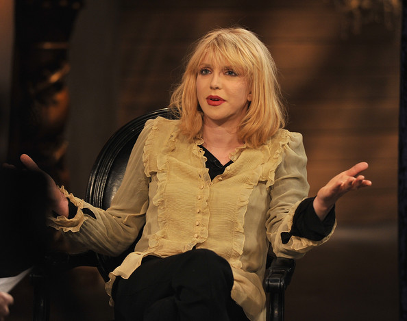 Courtney Love Evicted from NYC Townhouse