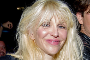 Courtney Love Celebs at the 'On the Run Tour'