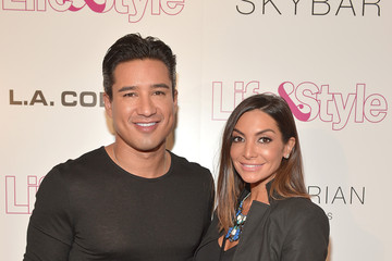 Courtney Mazza Arrivals at Life & Style Weekly's 10-Year Anniversary Party