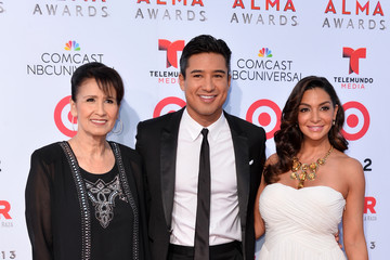 Courtney Mazza Arrivals at the NCLR ALMA Awards