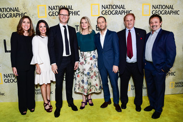 Courtney Monroe Premiere Of National Geographic's 'The Long Road Home' - Red Carpet