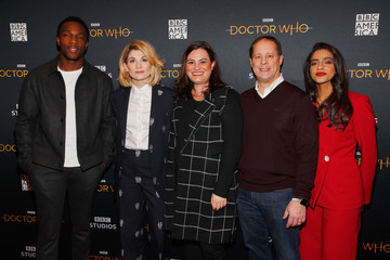 Courtney Thomasma 'Doctor Who' Screening And Q And A
