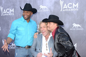 Cowboy Troy Big Kenny Arrivals at the Academy of Country Music Awards — Part 2