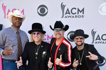 Cowboy Troy DJ Sinister 52nd Academy of Country Music Awards - Arrivals