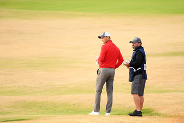 Craig Connelly 147th Open Championship - Round One