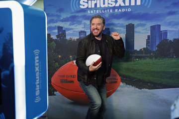 Craig Ferguson SiriusXM at Super Bowl LI Radio Row