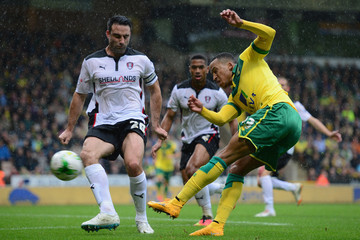 Craig Morgan Norwich City v Rotherham United - Sky Bet Championship