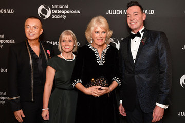 Craig Revel Horwood The Duchess Of Cornwall Attends The 'Julien Macdonald Fashion Show' Reception