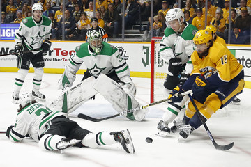 Craig Smith Dallas Stars vs. Nashville Predators - Game Two