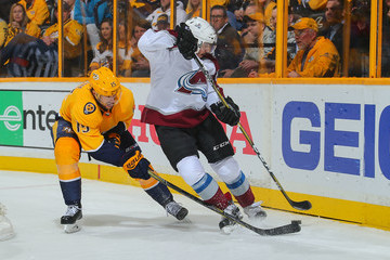 Craig Smith Colorado Avalanche v Nashville Predators - Game Five