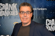 "Adam Carolla attends the ""Crank Yankers"" 2019 Premiere Party at Two Bit Circus on September 24, 2019 in Los Angeles, California."