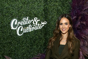 Jessica Alba attends Create & Cultivate Los Angeles at Rolling Greens Los Angeles on February 22, 2020 in Los Angeles, California.