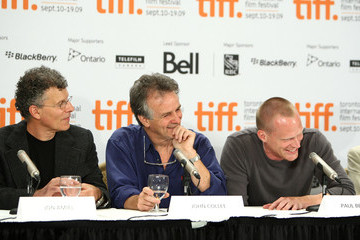 """John Collee """"Creation"""" Press Conference - TIFF 2009"""
