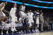 Donte DiVincenzo and Dhamir Cosby-Roundtree Photos Photo