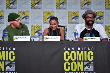 Cress Williams 2019 Comic-Con International - 'Black Lightning' Special Video Presentation And Q&A
