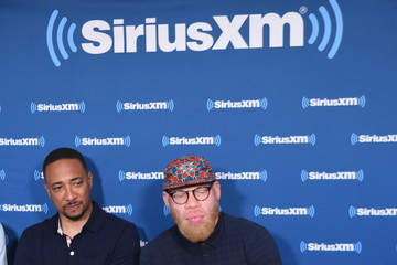 Cress Williams SiriusXM's Entertainment Weekly Radio Broadcasts Live From Comic Con in San Diego