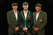 Michael Clarke Mark Taylor Photos Photo