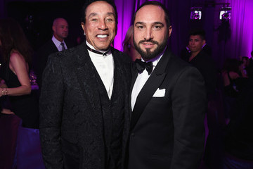 Cristiano De Masi Inside the Elton John AIDS Foundation Oscars Viewing Party — Part 2