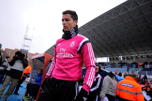 newest 9cdaf 444ca Cristiano Ronaldo Photos Photos - Getafe CF v Real Madrid CF ...
