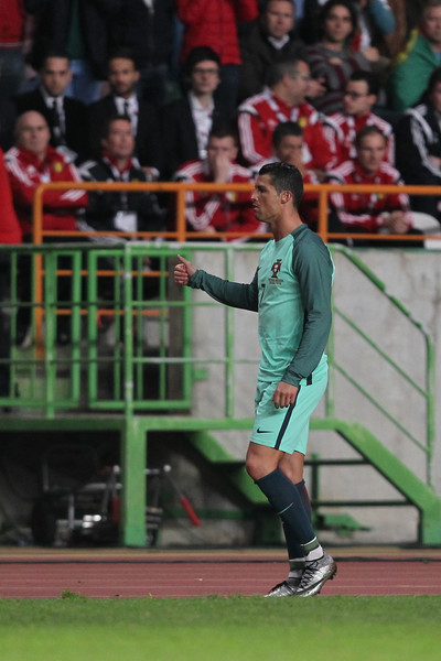 Portugal v Belgium - International Friendly
