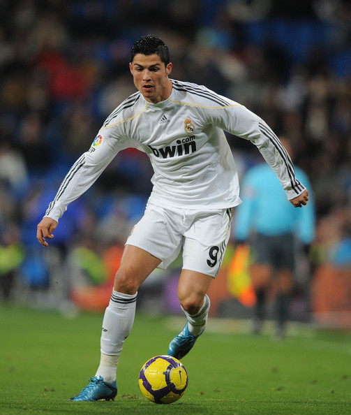 Cristiano Ronaldo Photos - Real Madrid v Real Zaragoza - La Liga ...