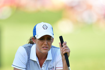 Cristie Kerr The Solheim Cup - Day Two