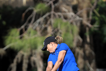Cristie Kerr CME Group Tour Championship - Round Two