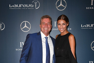 Cristina Chiabotto Laureus F1 Charity Night 2016