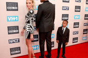 (L-R) Giuliana Rancic and Akbar Gbaja-Biamila attend the Critics' Choice Real TV Awards at The Beverly Hilton Hotel on June 02, 2019 in Beverly Hills, California.