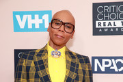 RuPaul attends the Critics' Choice Real TV Awards at The Beverly Hilton Hotel on June 02, 2019 in Beverly Hills, California.